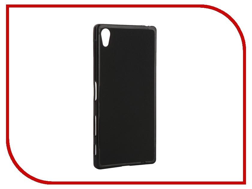Аксессуар Чехол Sony Xperia Z5 Premium Activ Black Mat 52851