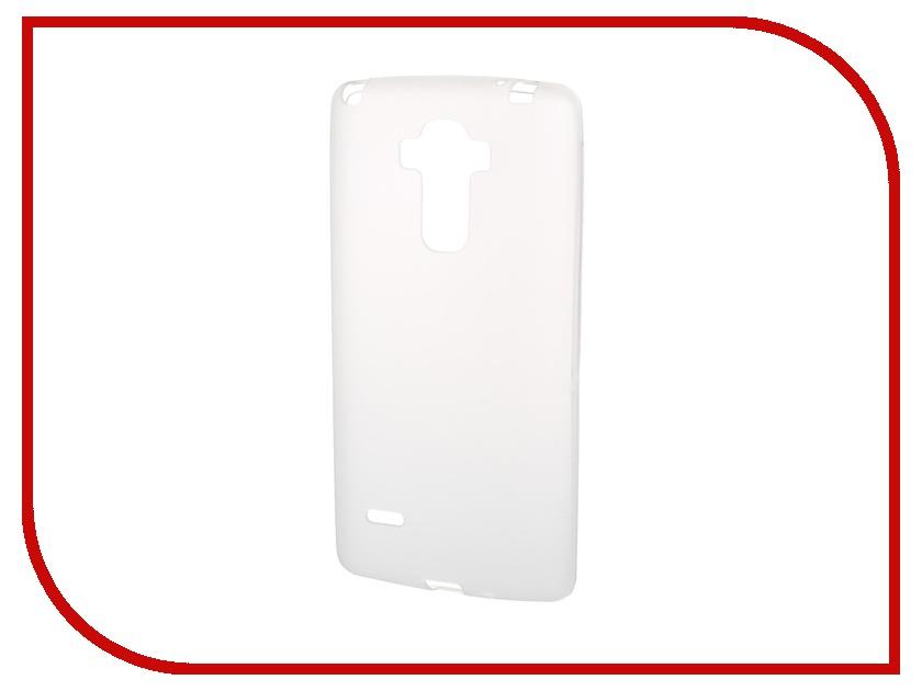 Аксессуар Чехол-накладка LG G4 Stylus Activ White Mat 49559 сотовый телефон lg stylus 3 m400dy
