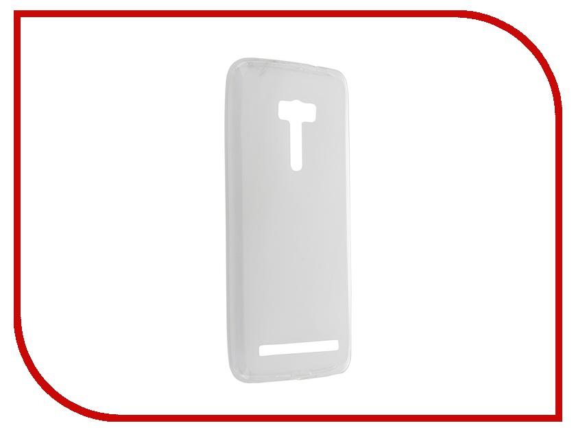 Аксессуар Чехол ASUS ZenFone Selfie ZD551KL Activ White Mat 54304<br>