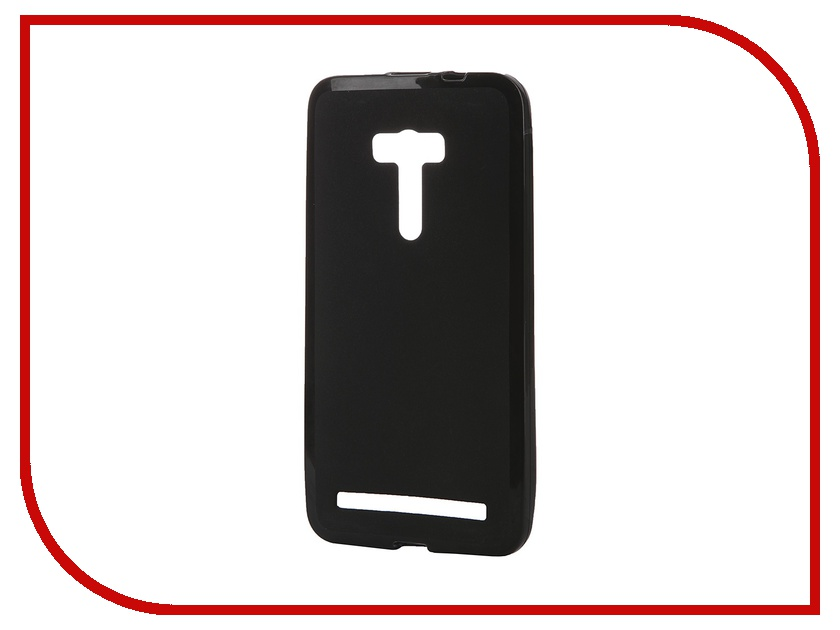 Аксессуар Чехол ASUS ZenFone Selfie ZD551KL Activ Black Mat 52842