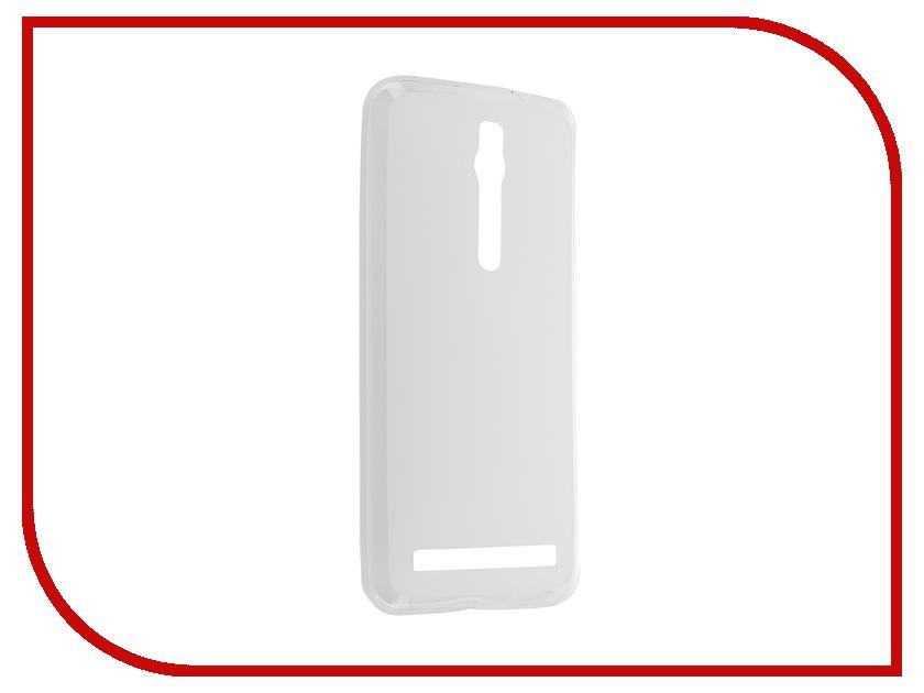 Аксессуар Чехол ASUS ZenFone 2 ZE550ML 5.5 Activ White Mat 52838