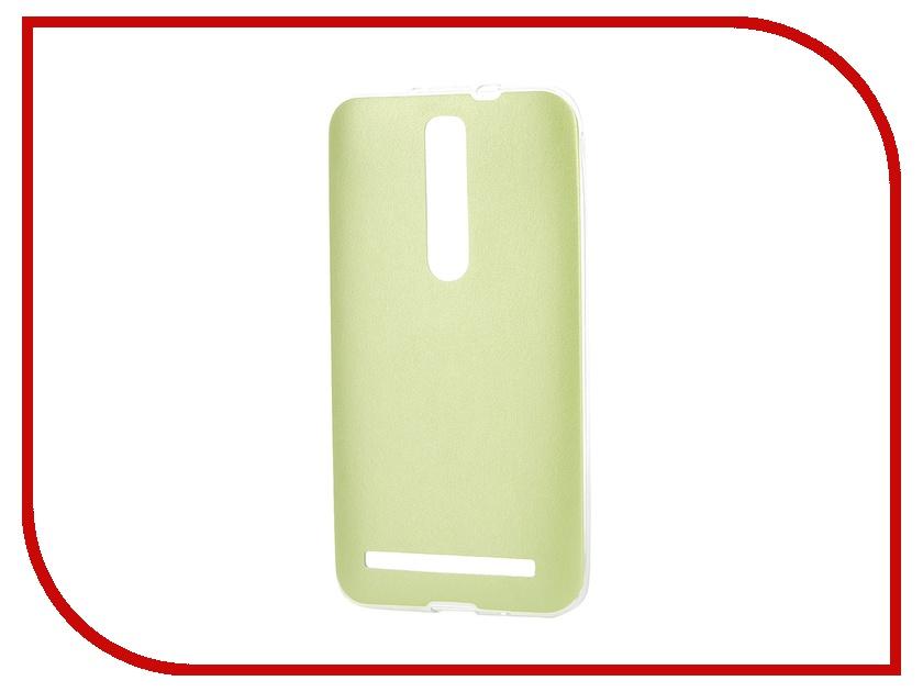 Аксессуар Чехол ASUS ZenFone 2 ZE550ML 5.5 Activ HiCase Green 52357