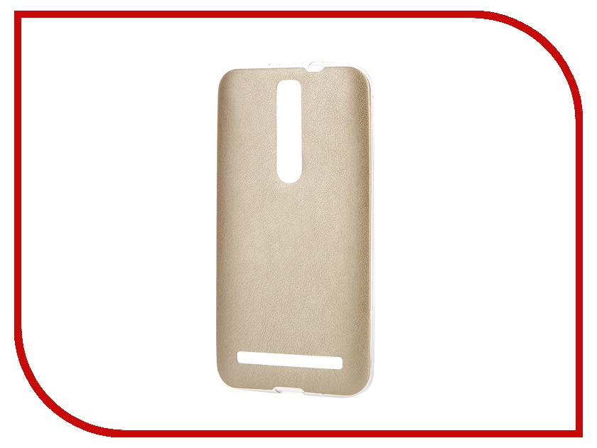 Аксессуар Чехол ASUS ZenFone 2 ZE550ML 5.5 Activ HiCase Gold 52356