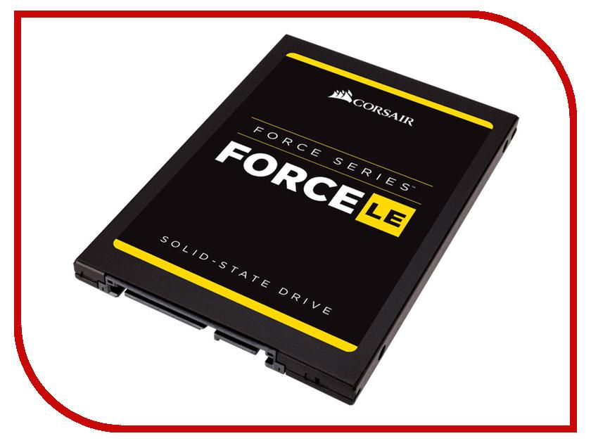 Жесткий диск 480Gb - Corsair CSSD-F480GBLEB