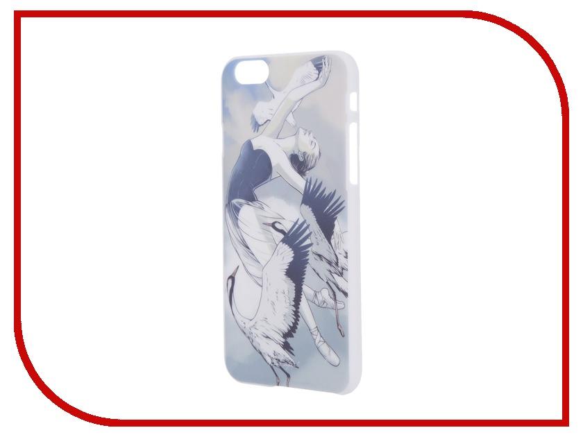 Аксессуар Чехол iPapai для iPhone 6 Женственность Балерина<br>
