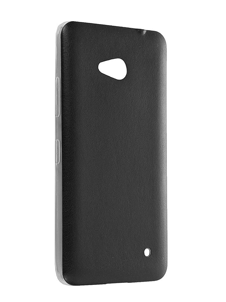Аксессуар Чехол Microsoft Lumia 640 XL Activ HiCase Black 52342<br>