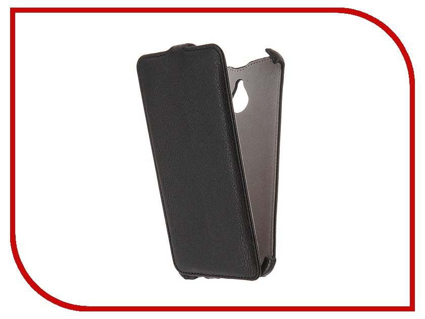 Аксессуар Чехол Microsoft Lumia 640 XL Activ Leather Flip Case Black 47801