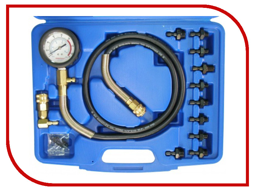 Инструмент Тестер давления масла СтанкоИмпорт KA-6722KN датчика давления масла таврия