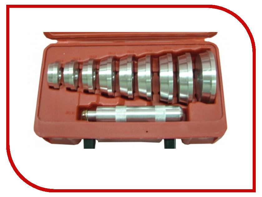 Инструмент СтанкоИмпорт KA-3039R - набор оправок для запресовки сальников<br>