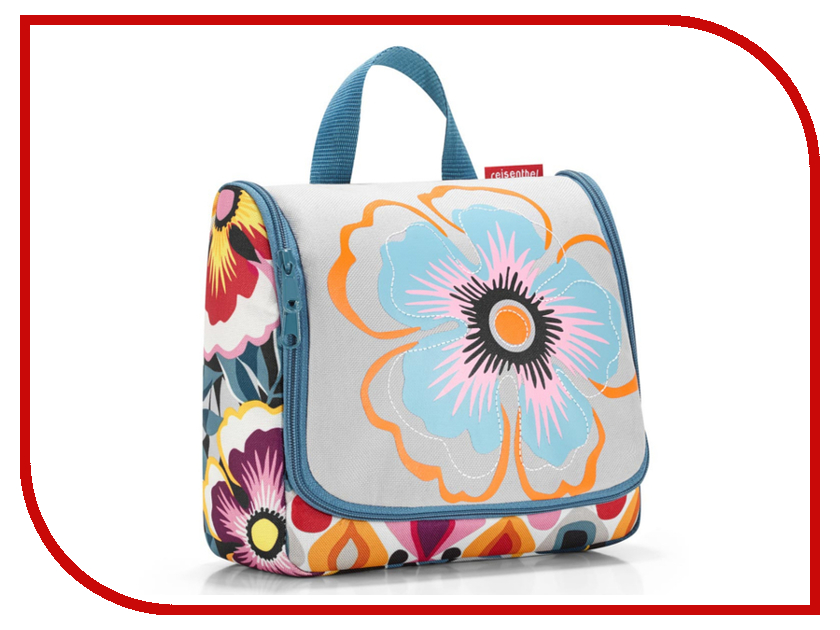 Органайзер Reisenthel Toiletbag Special Edition Flower WH4032