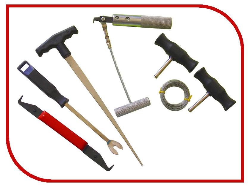 Инструмент СтанкоИмпорт KA-6032 - набор для снятия стекол<br>