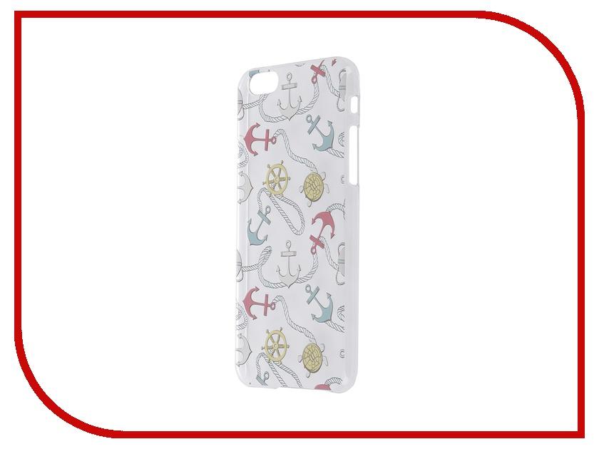 Аксессуар Чехол iPapai для iPhone 6 Ассорти Морской<br>