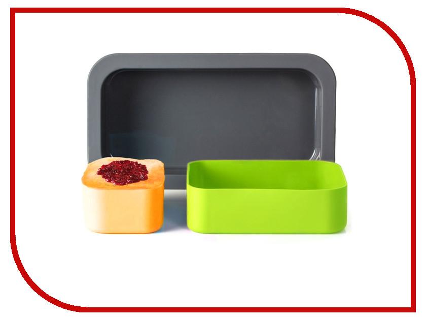 Кухонная принадлежность Monbento MB Original - форма для выпечки под ланч-бокс Green-Orange 1009 00 002<br>