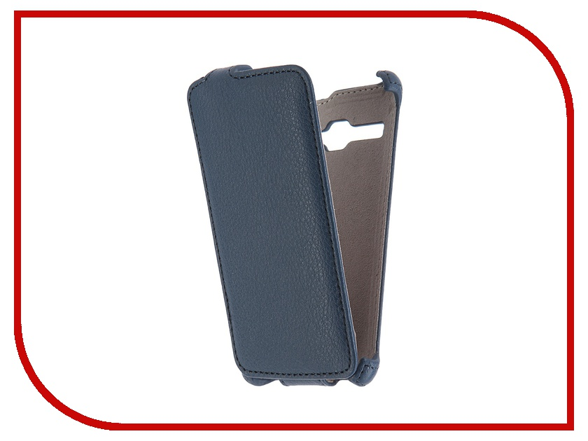 Аксессуар Чехол Fly FS401 Stratus 1 FS401 Activ Flip Case Leather Blue 52679 heys canada 15016 0017 21