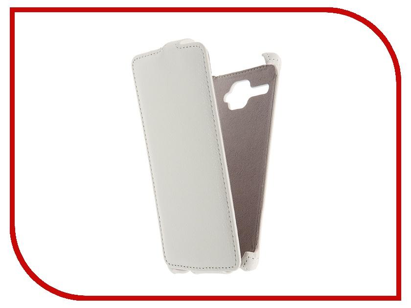 Аксессуар Чехол Fly FS501 Nimbus 3 Activ Flip Case Leather White 51306