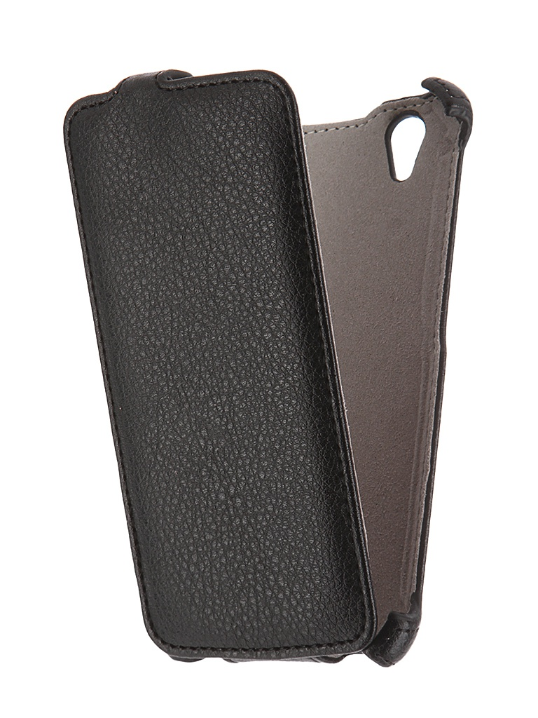 ��������� ����� Fly FS452 Nimbus 2 Activ Flip Case Leather Black 51301