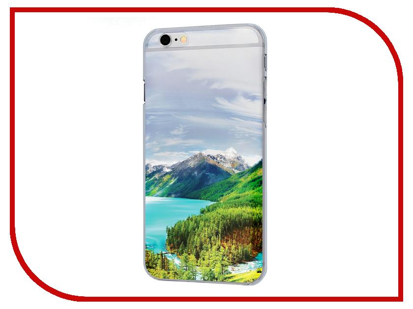 Чехол iPapai для iPhone 6 Plus Цветы Тюльпаны