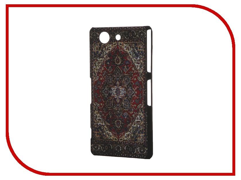 Аксессуар Чехол Sony Xperia Z3 Compact iPapai Ковер Вид 2<br>