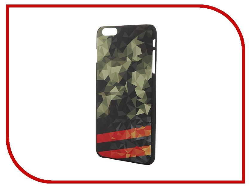 Аксессуар Чехол iPapai для iPhone 6 Plus 9 Мая Green<br>
