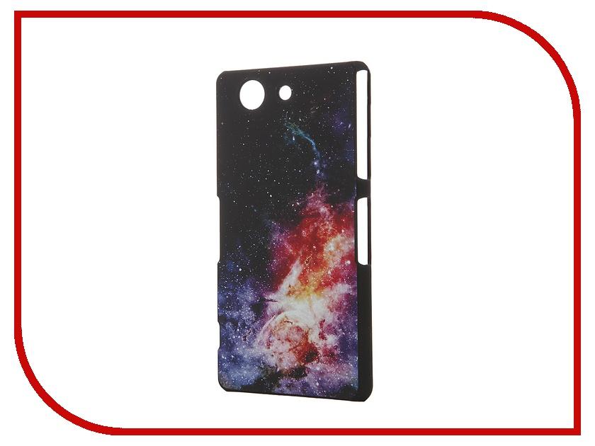 Аксессуар Чехол Sony Xperia Z3 Compact iPapai Космос Созвездие<br>