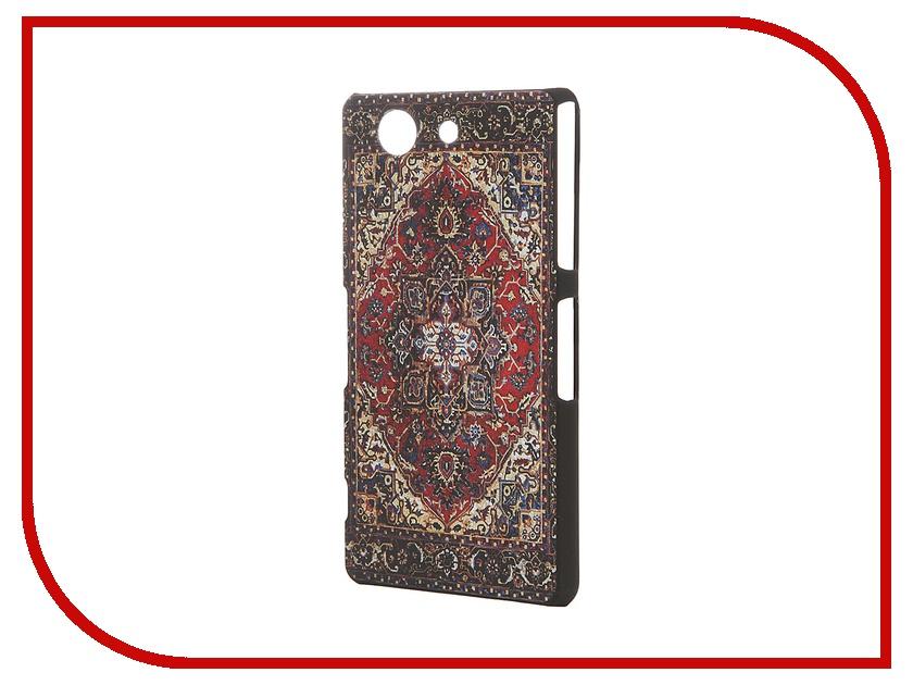 Аксессуар Чехол Sony Xperia Z3 Compact iPapai Паттерн Вид 2 цена sony a850