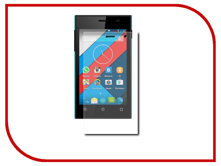 ��������� �������� ������ Highscreen Pure J LuxCase ��������������� 51544