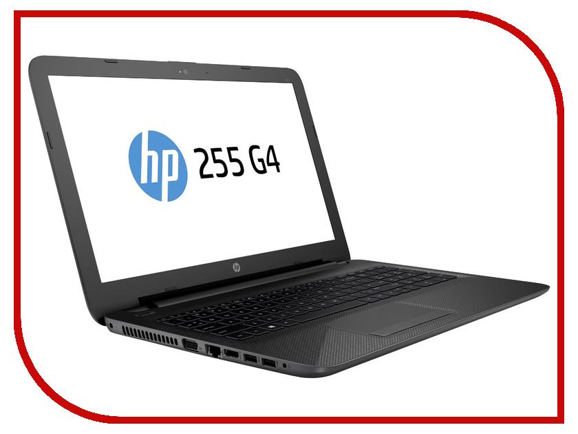 Ноутбук HP 255 G4 N0Y69ES AMD E1-6015 1.4 GHz/2048Mb/500Gb/No ODD/AMD Radeon R2/Wi-Fi/Bluetooth/Cam/15.6/1366x768/DOS