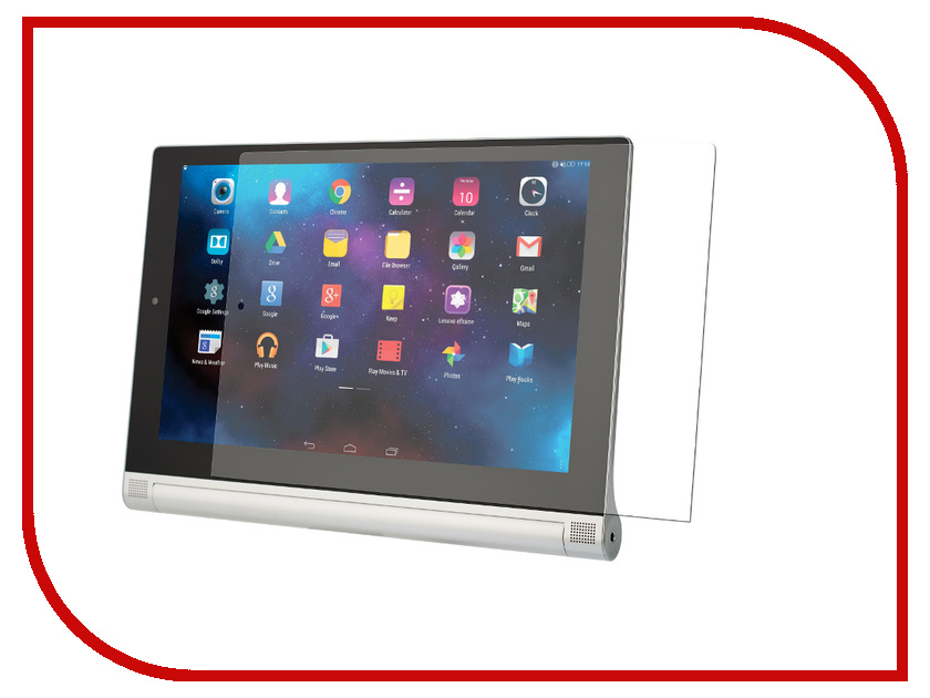 ��������� �������� ������ Lenovo Yoga Tablet 2 10 Red Line