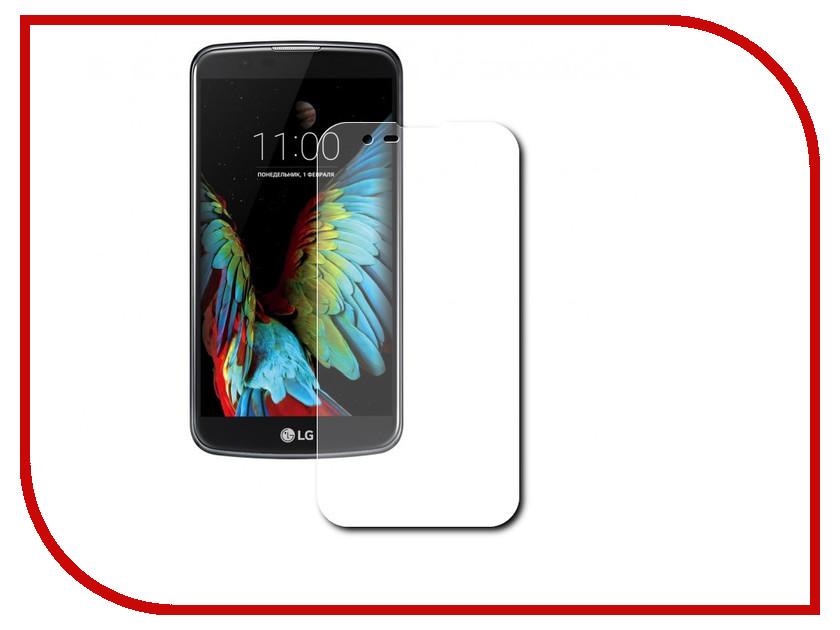 Аксессуар Защитная пленка LG K10 5.3 Red Line пленка защитная red line для iphone 4 дерево