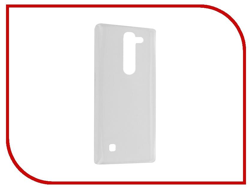 Аксессуар Чехол LG Spirit iBox Crystal Transparent<br>