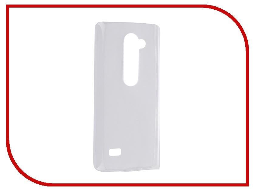 Аксессуар Чехол LG Leon iBox Crystal Transparent<br>