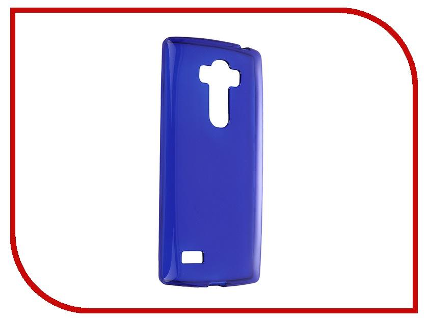 Аксессуар Чехол LG G4s iBox Crystal Blue