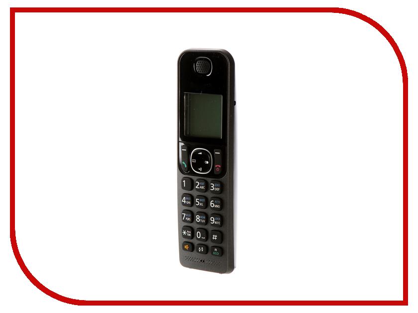 Радиотелефон Panasonic KX-TGFA30 RUM радиотелефон panasonic kx tg8551 белый kx tg8551ruw