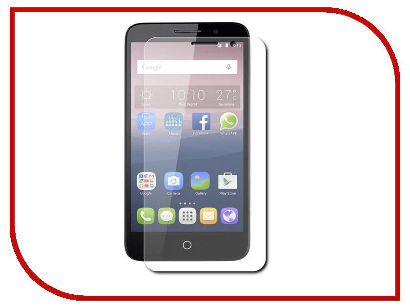 Аксессуар Защитная пленка Alcatel OneTouch POP 3 5015D LuxCase суперпрозрачная 51358