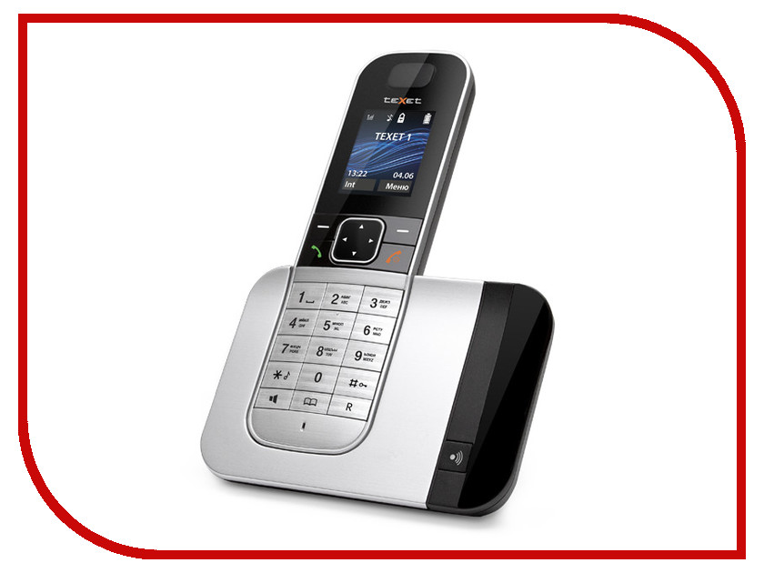Радиотелефон teXet TX-D7605A<br>