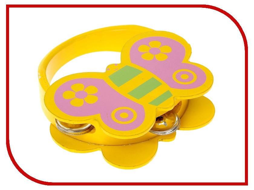Игрушка Лесная мастерская Желтая бабочка 1205593