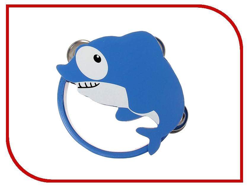 Детский музыкальный инструмент Лесная мастерская Синяя акула 1205592