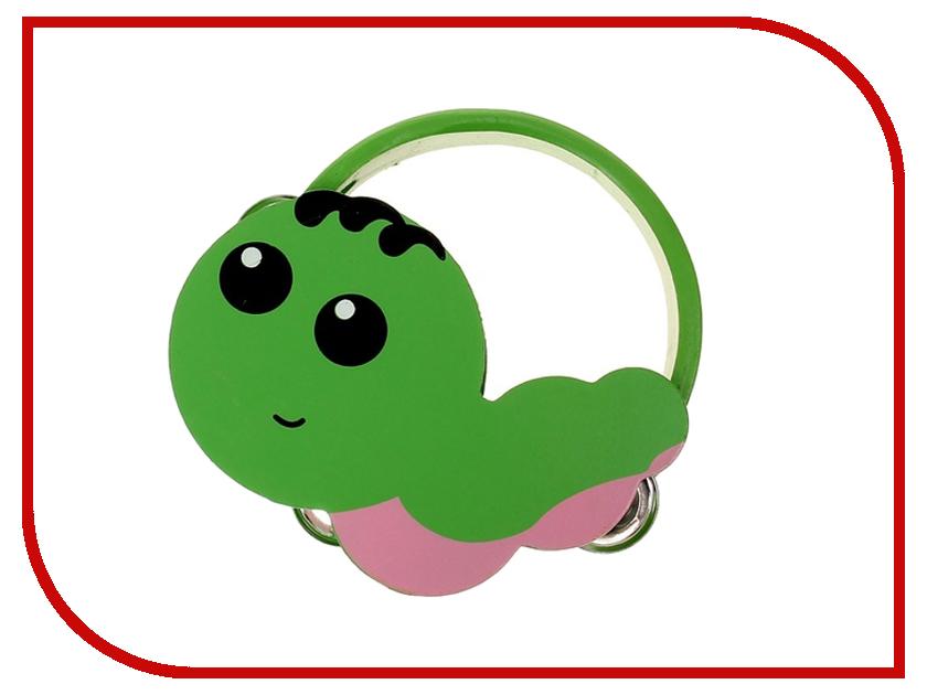 Игрушка Лесная мастерская Зелёная гусеница 1205591