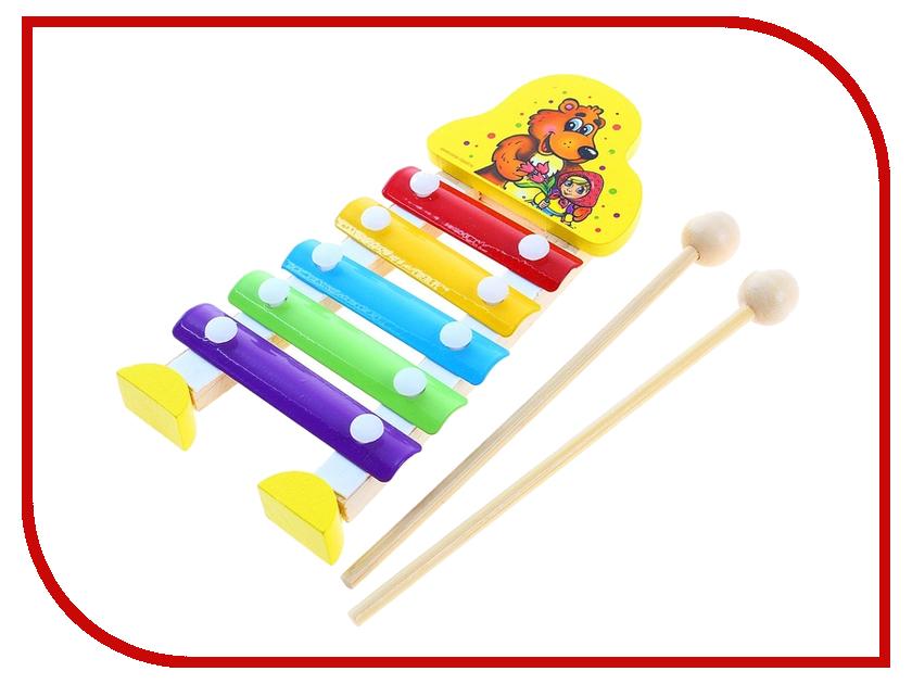 Игрушка Лесная мастерская Машенька и медведь 1043687<br>