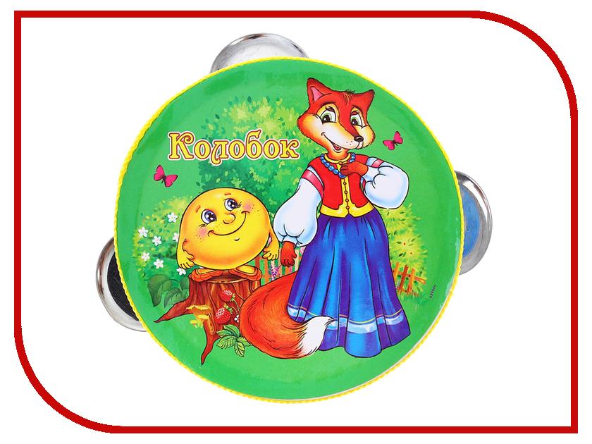 Детский музыкальный инструмент Лесная мастерская Колобок 1043671 мастерская