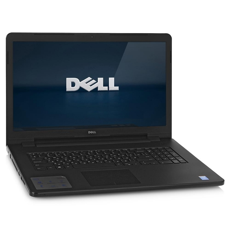 Ноутбук Dell Inspiron 5758 5758-8625 Intel Core i3-5005U 2.0 GHz/4096Mb/500Gb/DVD-RW/Intel HD Graphics/Wi-Fi/Bluetooth/Cam/17.3/1600x900/Windows 10 64-bit