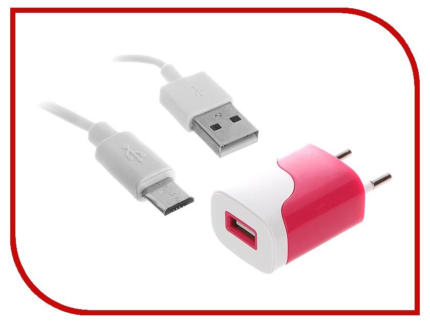 Зарядное устройство Continent Red ZN10-194RD<br>