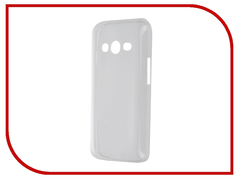 Аксессуар Чехол iBox for Samsung G313/G318 Galaxy Ace 4/Ace 4 Lite/Ace 4 Neo Crystal Transparent<br>