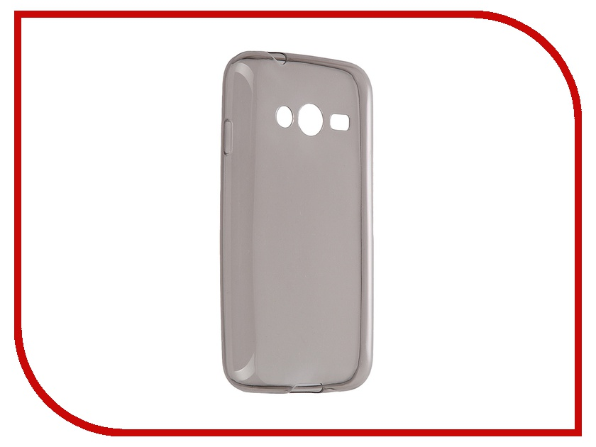 Аксессуар Чехол iBox for Samsung G313/G318 Galaxy Ace 4/Ace 4 Lite/Ace 4 Neo Crystal Grey