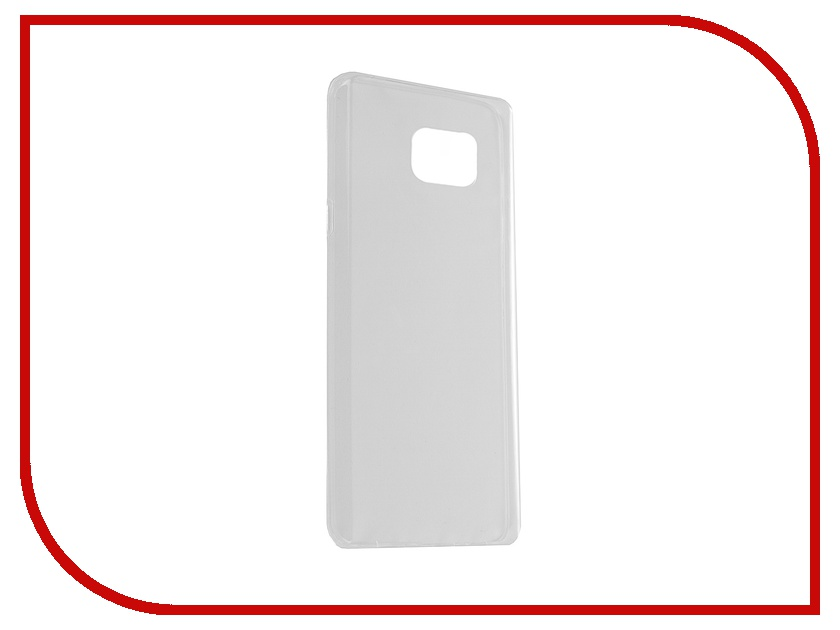 Аксессуар Чехол-накладка Samsung Galaxy Note 5 iBox Crystal Transparent<br>