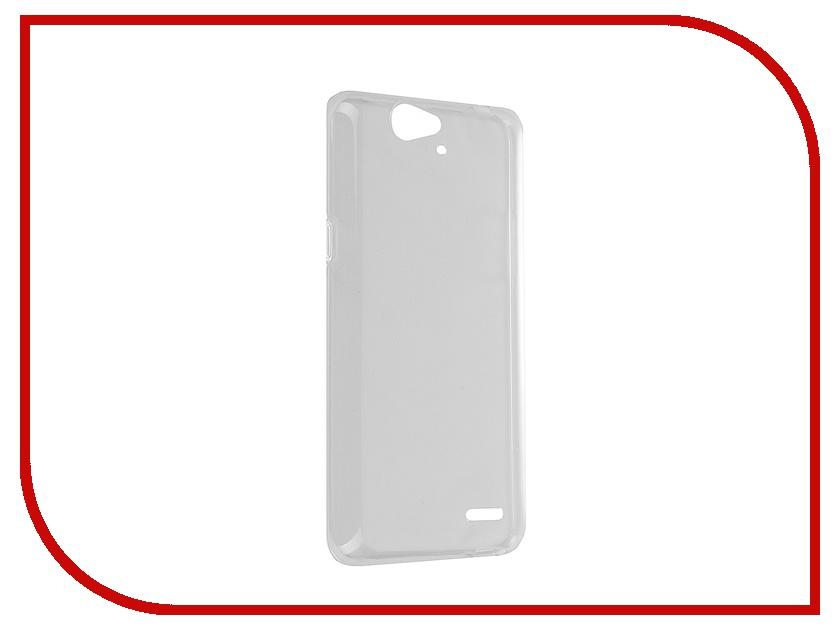 ��������� ����� ZTE Blade L4 Pro iBox Crystal Transparent