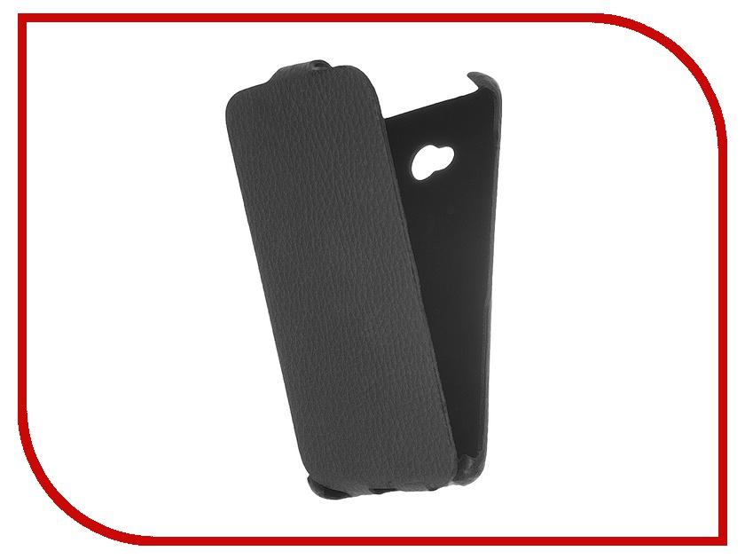 Аксессуар Чехол Microsoft Lumia 640 iBox Premium Black<br>
