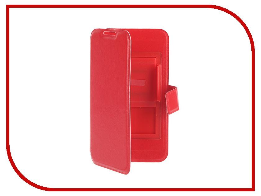 Аксессуар Чехол iBox SLIDER Universal 4,2-5-inch Red