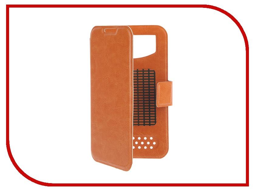 Аксессуар Чехол iBox SLIDER Universal 4,2-5-inch Orange
