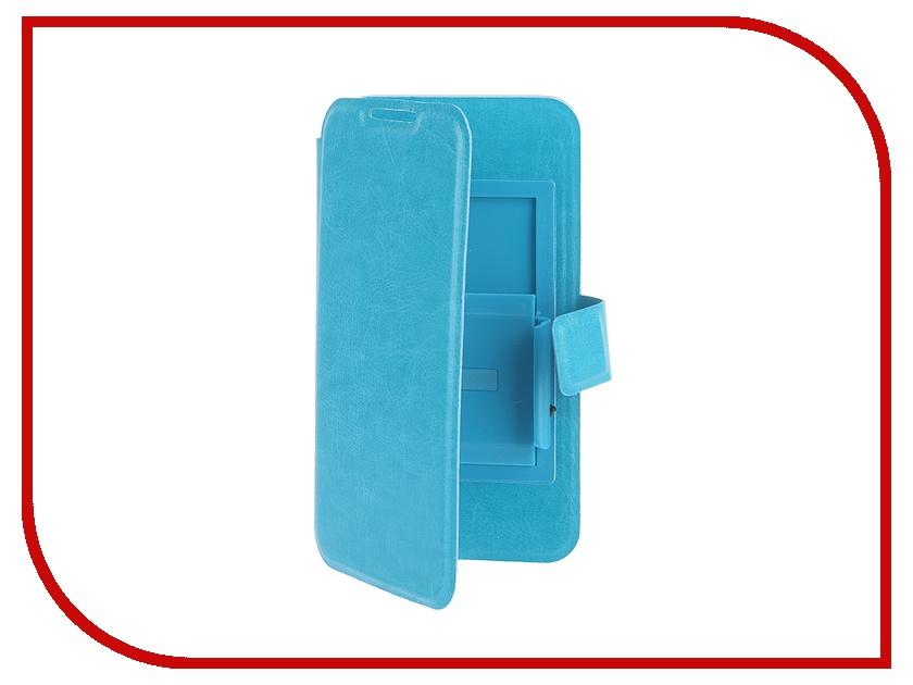Аксессуар Чехол iBox SLIDER Universal 4,2-5-inch Blue<br>